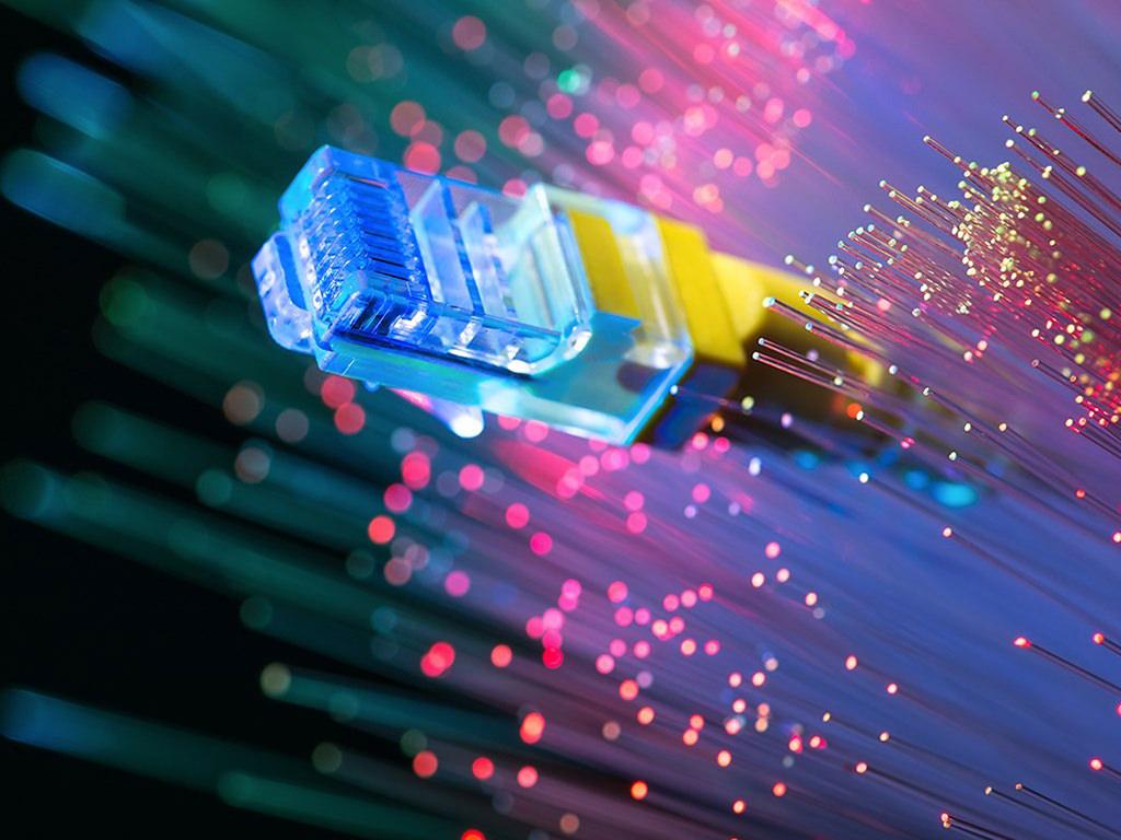 fibre optic internet