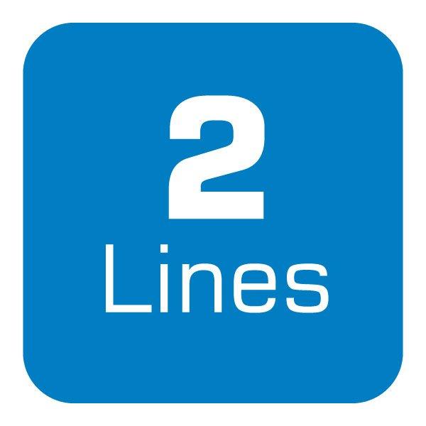 2 Voice Lines