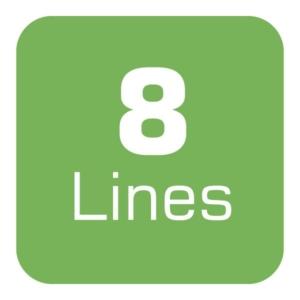LTE Voice 8 Lines